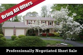 Countrywide Short Sale in Falls Church, VA